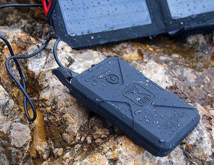 The NOCO XGrid Battery Pack is Built For Action & Adventure at werd.com