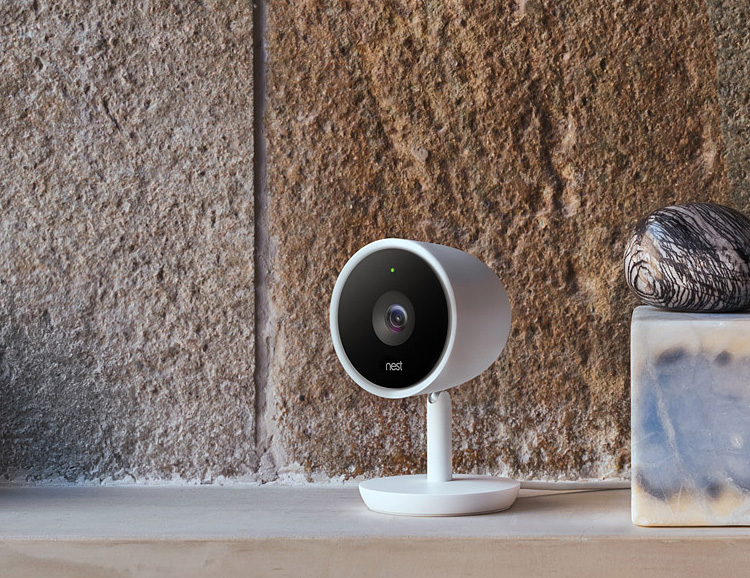 Nest's Cam IQ is Smart Enough to Know Your Kids from Intruders at werd.com