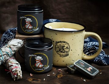 O'Douds Apothecary Creates John Wayne Approved Products for the Modern Man
