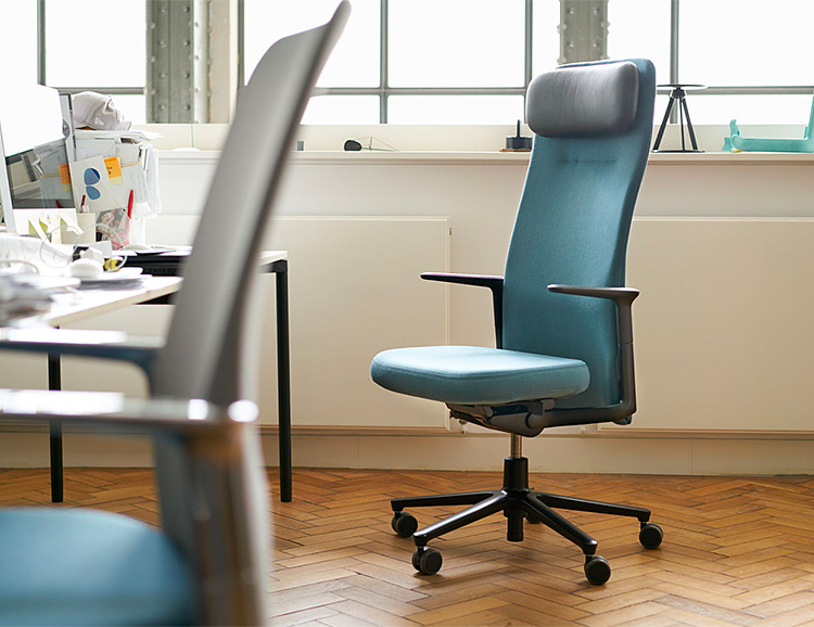 The Pacific Chair Strikes a Stylish Balance of Form & Function at werd.com