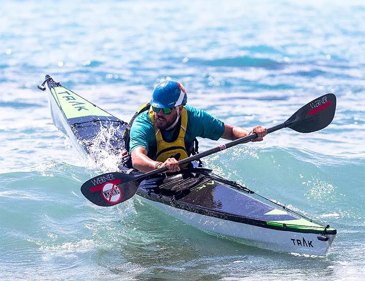 Trak 2.0 is a Kayak You Can Take Anywhere at werd.com