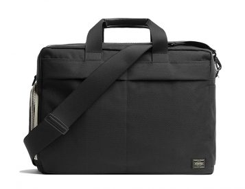 Low-key Luxe: The Wings+Horns x Porter Dispatch Bag