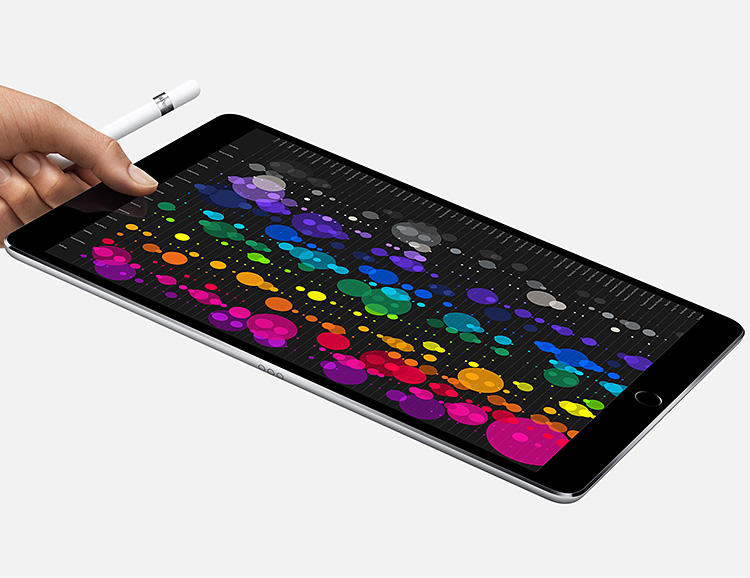 Apple Introduces a Bigger & Better 10.5-Inch iPad Pro at werd.com
