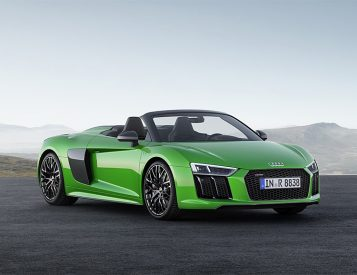 Audi Announces Their Most Powerful Convertible Ever