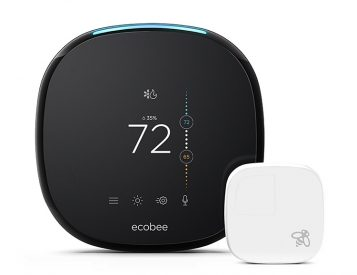 Ecobee 4 is the First Smart Thermostat with Alexa Built-in