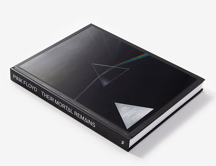 The Ultimate Pink Floyd Photo Book: Their Mortal Remains at werd.com