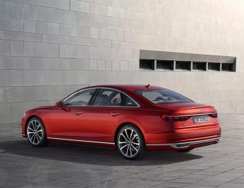 Audi Introduces Artificial Intelligence Tech in the 2018 A8