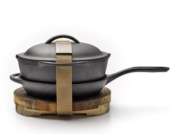 For Those About To Crock: a Cast Iron Cookset from Barebones