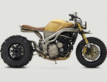 Classified Moto Creates Another Frankenstein