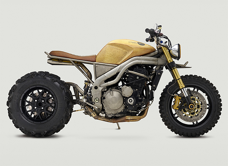 Classified Moto Creates Another Frankenstein at werd.com