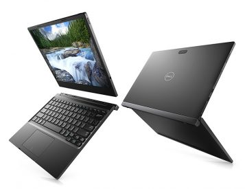 Dell Announces Latitude 7285 Laptop With Wireless Charging