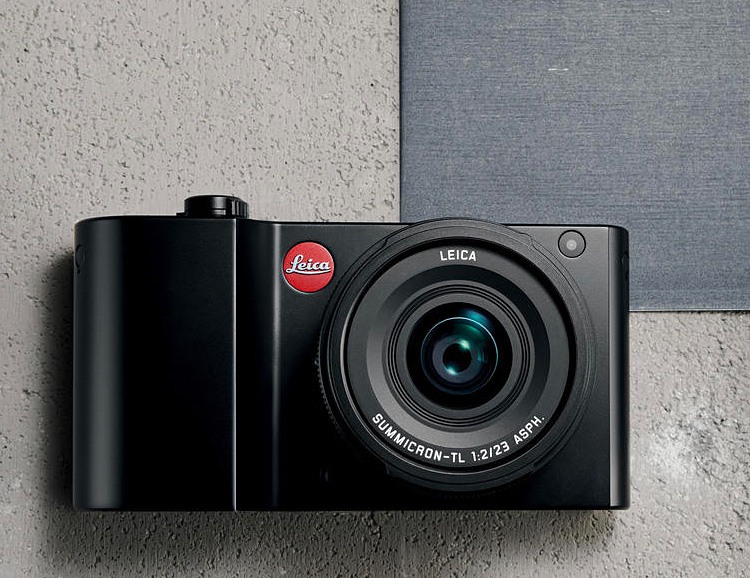 Leica Announces TL2 Mirrorless Camera at werd.com