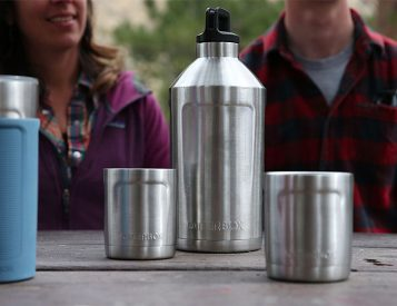 Fill Your OtterBox Elevation 64 Growler & Go