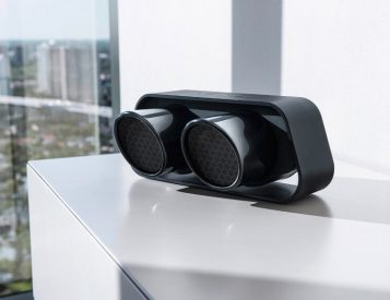 This Porsche Design Speaker Sounds Almost as Sweet as a 911
