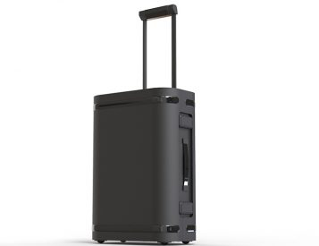 The Samsara Smart Suitcase is Made for the Modern Traveler