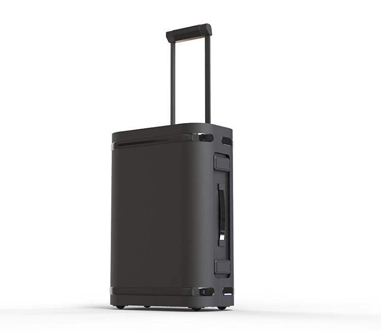 The Samsara Smart Suitcase is Made for the Modern Traveler at werd.com