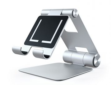 The Satechi R1 Stand Holds Your Device in the Perfect Position