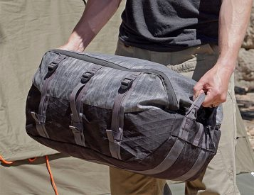 TAD's Axis Expedition Duffel is Purpose-Built for the Long Haul