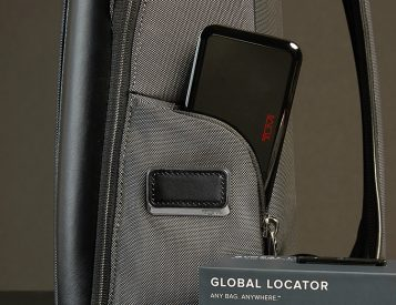 TUMI's Global Locator Keeps Track Of Your Luggage