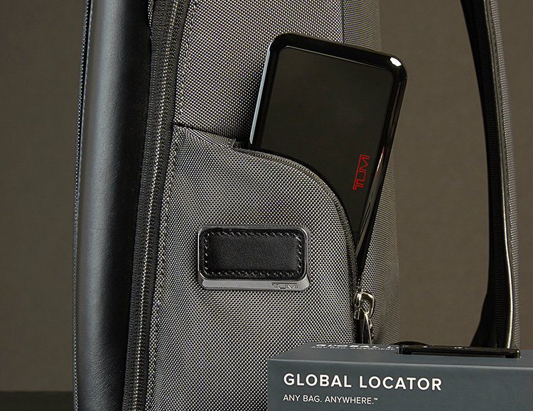 TUMI's Global Locator Keeps Track Of Your Luggage at werd.com