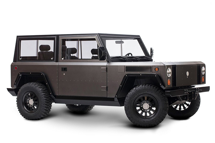Bollinger Motors B1 All-Electric SUV Looks Like an Instant Classic at werd.com