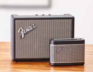Fender Releases Their First Wireless Speakers