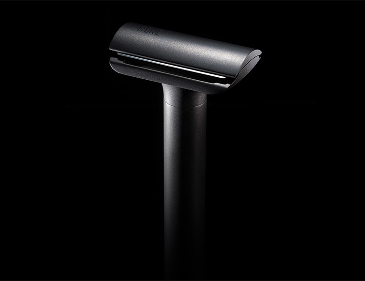 HONE's 15t Titanium Razor Delivers A Shave Like No Other at werd.com