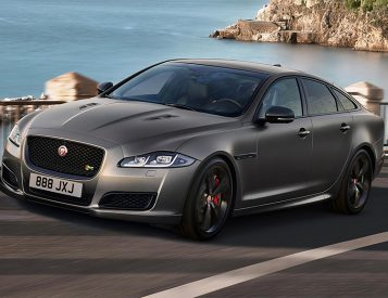 Jaguar Creates The Fastest XJ Ever: The 2018 XJR575