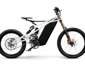 Neematic Electric Bike Blurs The Lines Between MTB & Motocross