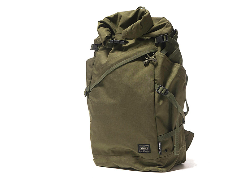 Japanese Bagmaker Porter Introduces Waterproof Daypack at werd.com