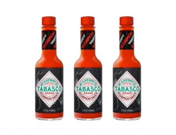 Tabasco Scorpion Sauce: Feel The Burn