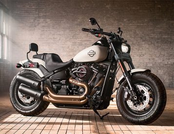 The 2018 Fat Bob is a Whole New Harley