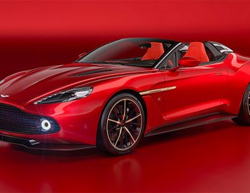 Aston Martin Unveils Two New Vanquish Zagato Models