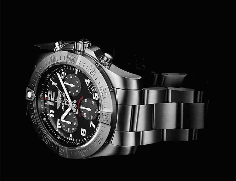 Breitling Introduces a New Analog Movement in its Chronospace Evo B60 at werd.com