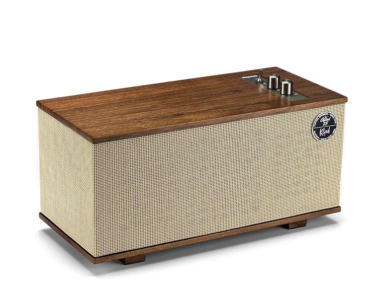 The Capitol One Speaker From Klipsch Celebrates 70 Years Of Stellar Sound at werd.com