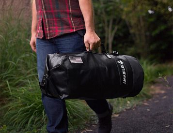 The Dave Duffels from Amibilis are Homegrown & Heavy-Duty
