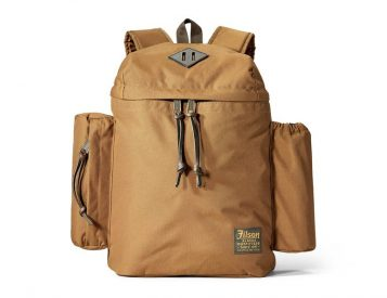 The Field Pack from Filson is Built for Adventures & Every Day Action