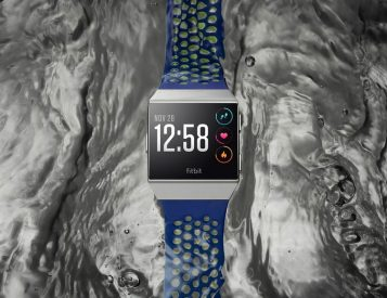 Fitbit Introduces The Ionic Smart Watch