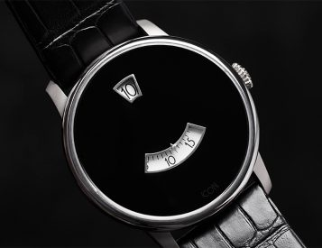 ICON Introduces a Vintage Inspired Titanium Watch