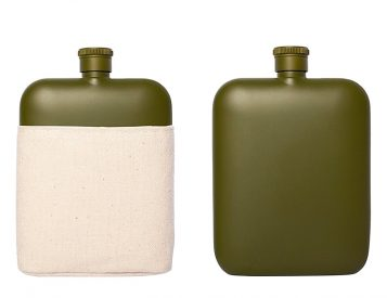 The Izola Flask Is Stylish. Also Stealth.