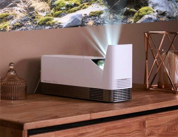 LG's New UST Projectors Bring the Big Screen to Smaller Spaces