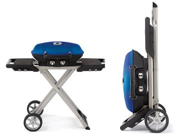 Napoleon's TravelQ 285 is Made for Gourmet Grilling on the Go