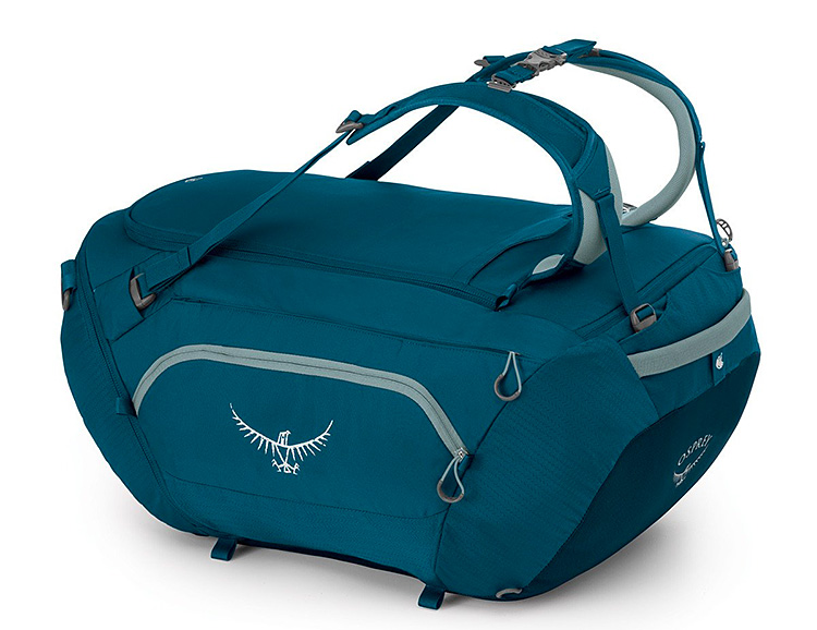 Bring it All With You In the Osprey Bigkit Duffel at werd.com