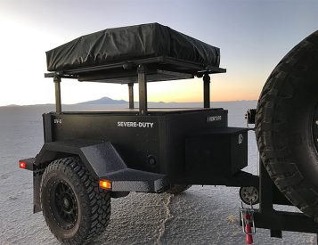 Schutt Industries XV-3 Trailer Offers Options For Every Adventure