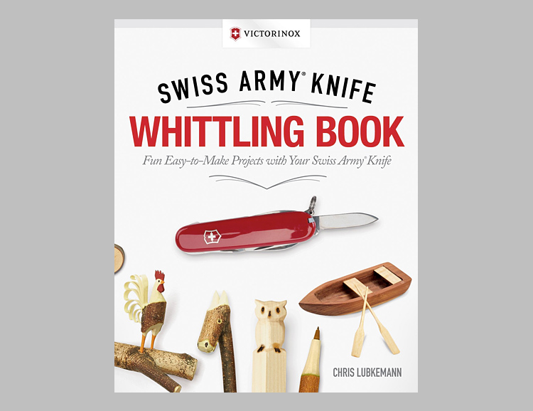 Swiss Army Knife Whittling Book: Fun, Easy-to-Make Projects at werd.com