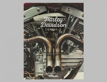 The Harley-Davidson Book is Packed with Pictures