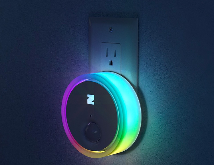 Zing is the World's Smartest Night Light at werd.com