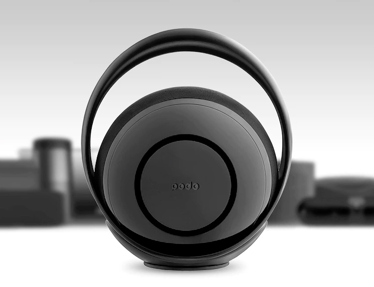 Belle is a Speaker & Bluetooth Hub In One at werd.com