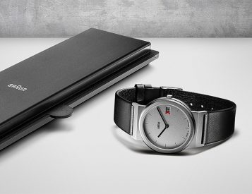 Braun Re-Imagines Two Dieter Rams Classics