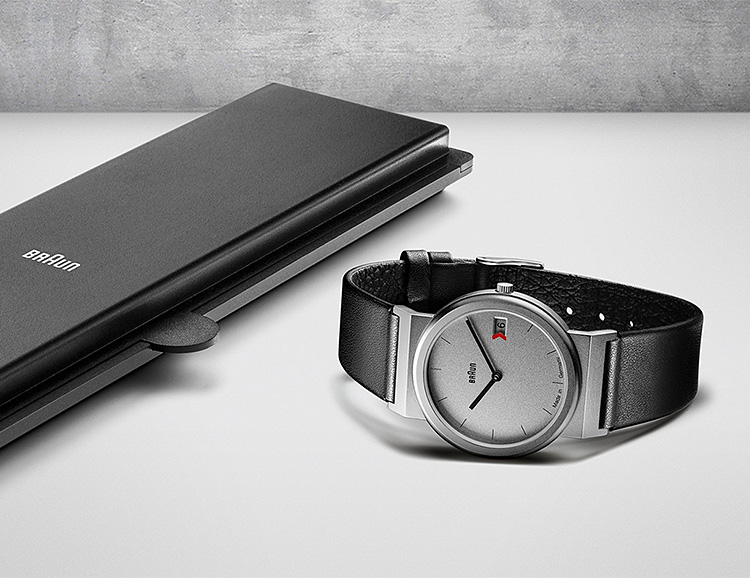 Braun Re-Imagines Two Dieter Rams Classics at werd.com